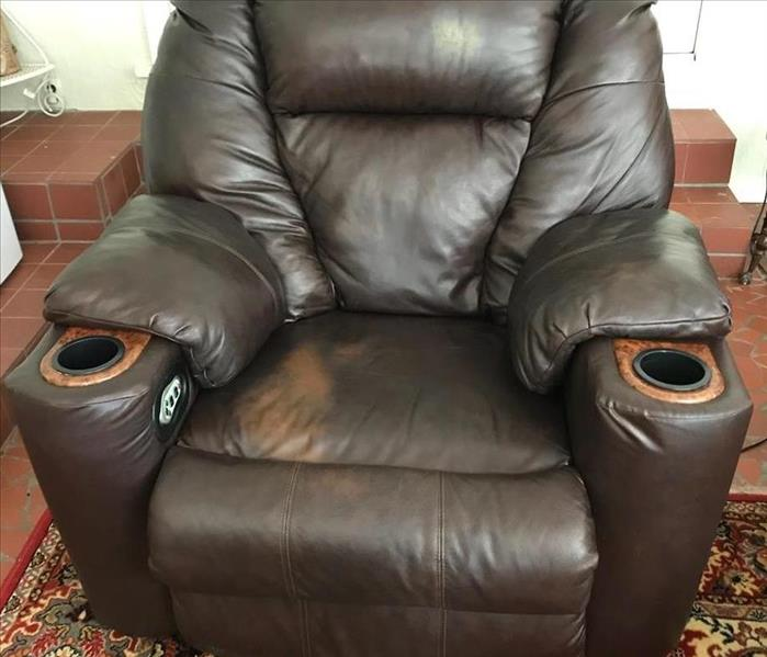 SERVPRO of Oxford/Batesville/Clarksdale Can Save Your Favorite Chair  After