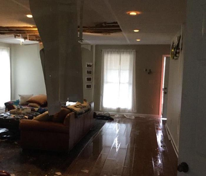 Pipe Bursts In Oxford, MS Home