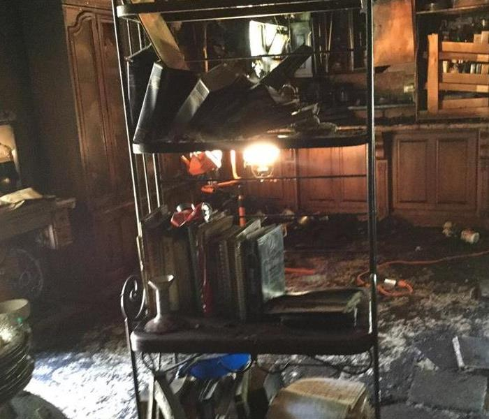 What You Can Do Until SERVPRO Arrives After A House Fire