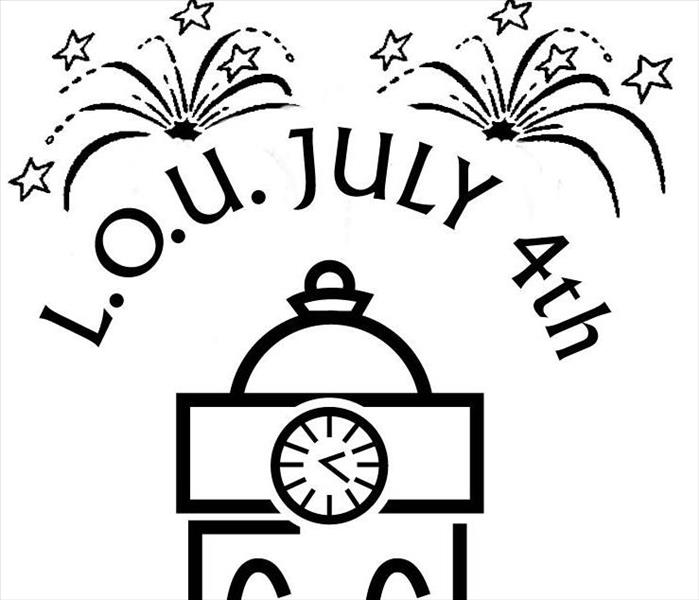 Community Annual LOU 4th of July Celebration in Oxford, MS