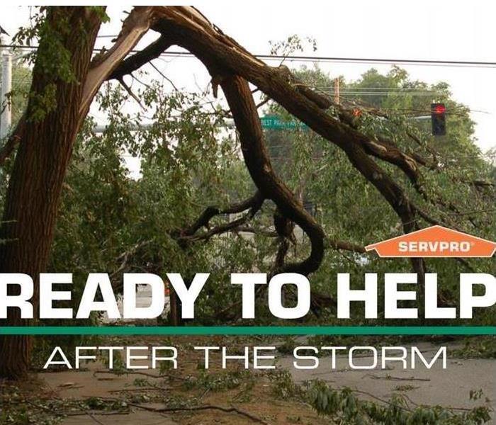 Tornado Damage In Alabama Servpro Of Oxford Batesville