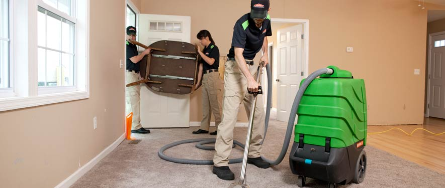 Oxford, MS residential restoration cleaning